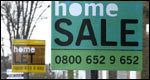House 'for sales' signs