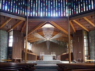 学校的教堂