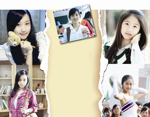 近日,厦门外国语学院校花潘珂,欲用其可爱清丽的容貌气质挑战奶茶妹妹