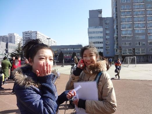 2012年2月17日,北京电影学校复试放榜