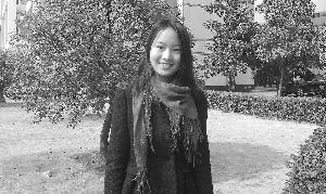 谢康娜,华师一附中高三学生。7岁(小学二年级)开始公开发表诗文。迄今已在100多家刊物上发表了小说、散文、随笔、诗歌、童话296篇次,已创作了10部长篇小说、27篇中短篇小说。去年年底,她被湖北省作协吸纳为会员,成为最年轻的两个会员之一。