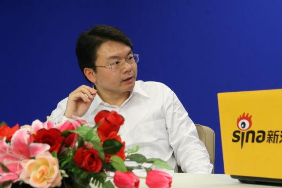 清华大学招办主任于涵做客新浪