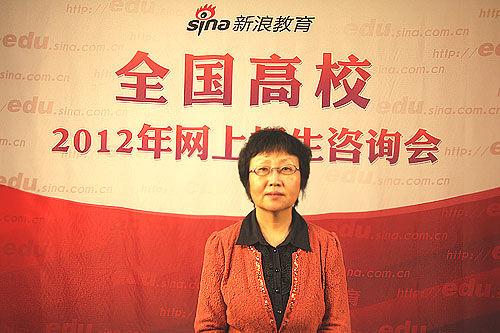 南开大学招生办主任赵桂敏做客新浪