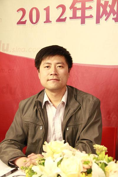 外交学院招生办副主任汤华做客新浪