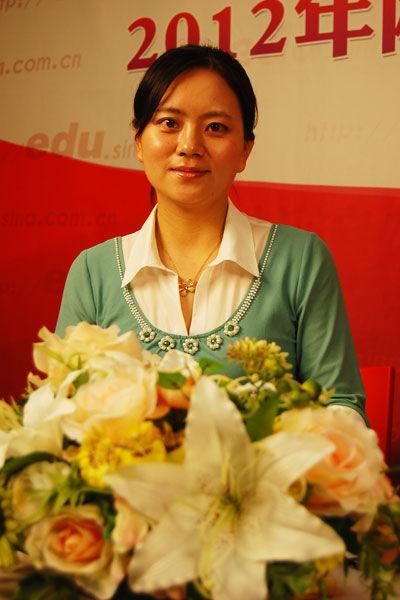 成都理工大学,招生办公室主任陈国华做客新浪