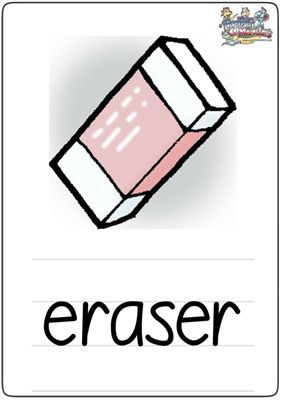 <a href=http://www.aihua-english.com target=_blank >少儿英语</a>学习卡片eraser