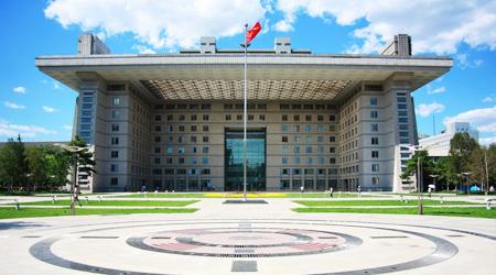 高清组图:北师大最美60张风景照之师大建筑