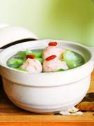 冬天一碗鲜汤防上火