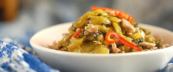 木可:风靡全国的老坛酸菜味