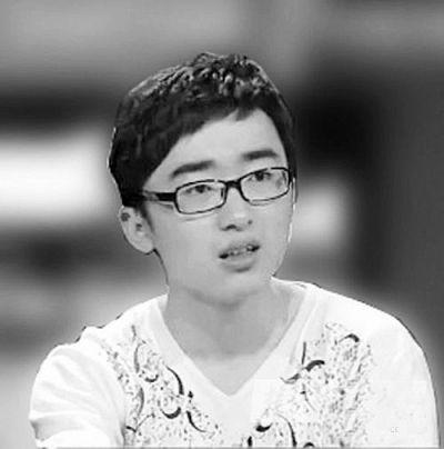 袁涛在江西卫视参加电视节目的截图