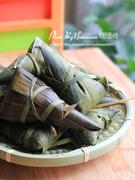 五花鲜肉粽