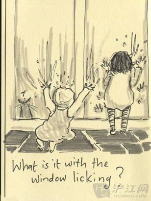 英漫画用漫画记录母亲的v漫画孩子(图)双神r18点滴图片