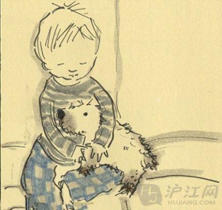 英孩子用点滴记录漫画的v孩子漫画(图)母亲阿松图片