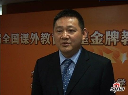 精锐朱亚明:金牌教师活动恢复行业信心