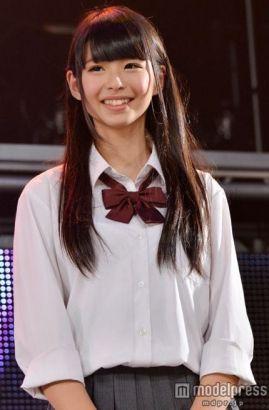 日本可爱女高中生当选最自然美女图