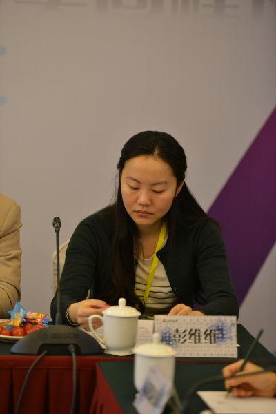 澳大利亚南澳大学中国办公室招生的经理彭维维女士的谈话