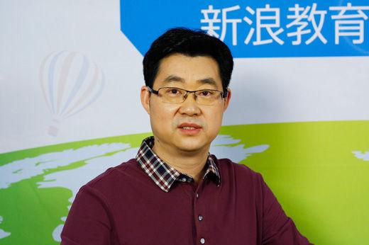 中南大学招办主任付刚华做客新浪