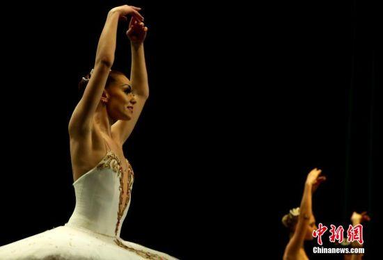 丹麦芭蕾女神爆红 盘点各国芭蕾萌妹子(图)