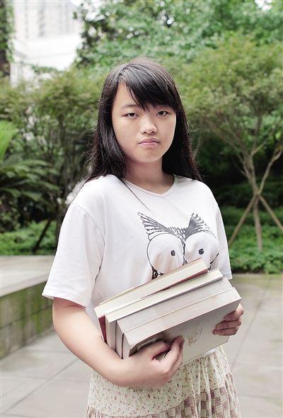 同学曾说她性格太欢乐,考不上清华北大
