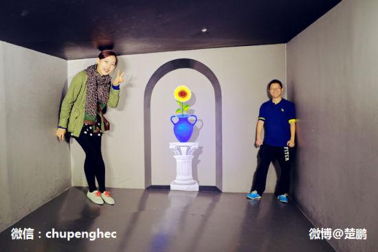绝对让你大跌眼镜爽翻天的首尔3D美术馆