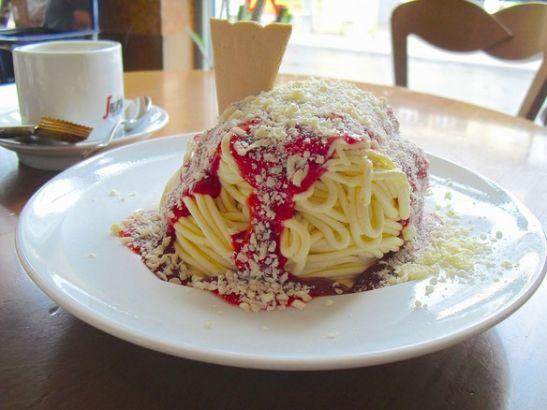 德国雪糕意粉(Germany - Spaghetti-eis)