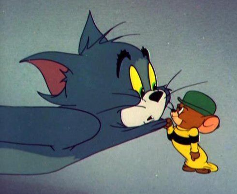 Tom and Jerry-双语 猫和老鼠 给我们的生活启示