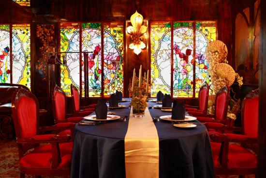 """七夕节要吃顿古典奢华""""上档次""""的美食"""
