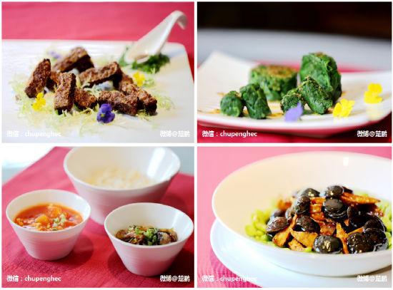 京城私密公馆里舌尖上的宫廷菜