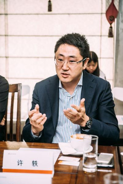 北京时代焦点教育CEO许轶
