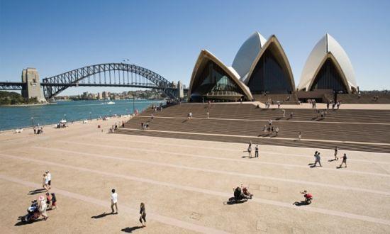 澳大利亚,悉尼