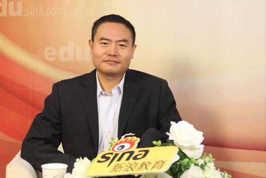 北京师范大学网络教育学院院长亓俊国
