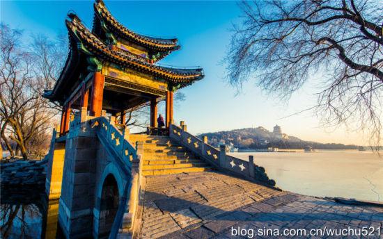颐和园西堤冬韵:你不曾见过的美(图)