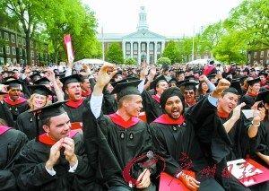 美国留学市场一直是热度最高的,因为这里拥有众多世界一流的大学。(资料图片)