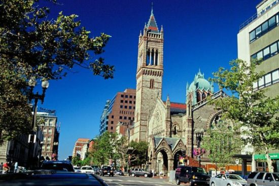 波士顿 Boston