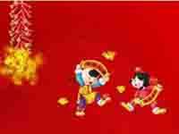 中英对照:春节巧说英文吉利话