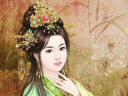 双语:中国美女的7大评判标准组图
