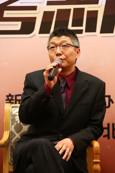 论坛嘉宾:北京大学考试研究院院长秦春华
