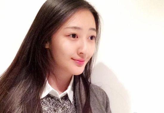 中戏艺考17岁萌妹被赞女神