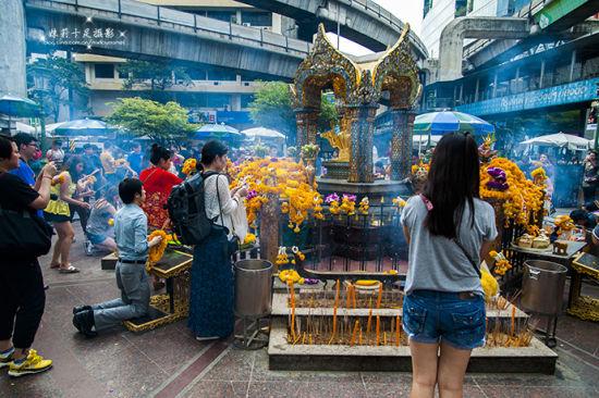 色香味面面俱到的泰国曼谷和芭提雅
