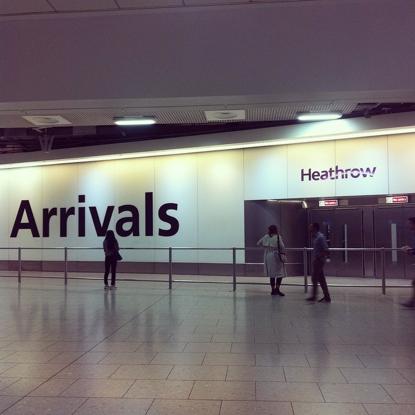 伦敦希思罗机场