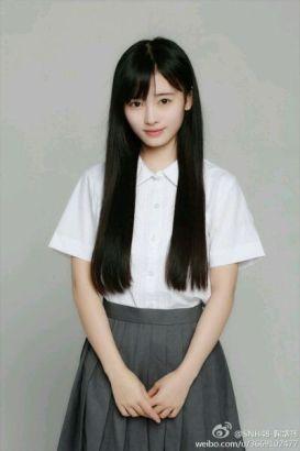日本男人眼中的中国第一美女组图