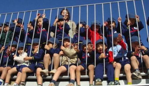 幼儿园中的孩子们