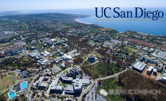 圣地亚哥分校UCSD