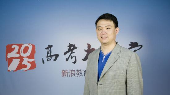 南京大学学生工作处副处长索文斌老师