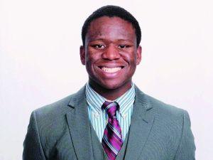 17岁的尼日利亚移民学生Agbafe