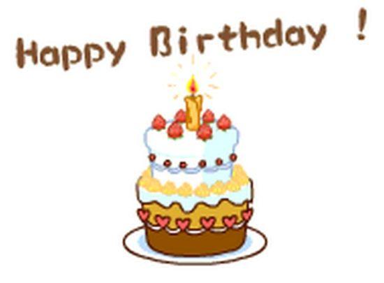 少儿英语故事:今天是我的生日