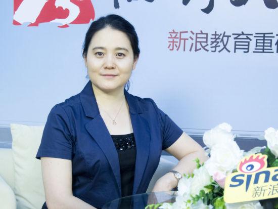 山东师范大学招办主任赵湘轶老师