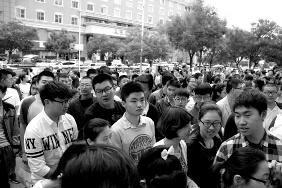 榆林3.2万名考生参加高考