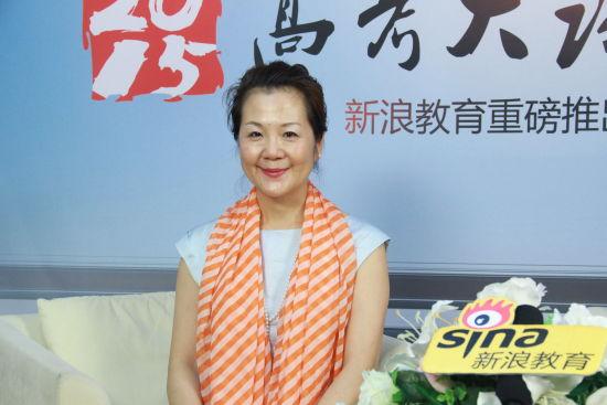 燕京理工学院副校长刘元园女士