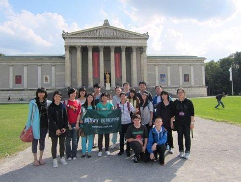 流体力学合肥工业大学-慕尼黑工大-高考后游学欧洲名校 去感受文艺气息